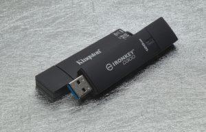 Šifrované USB kľúče Kingston IronKey