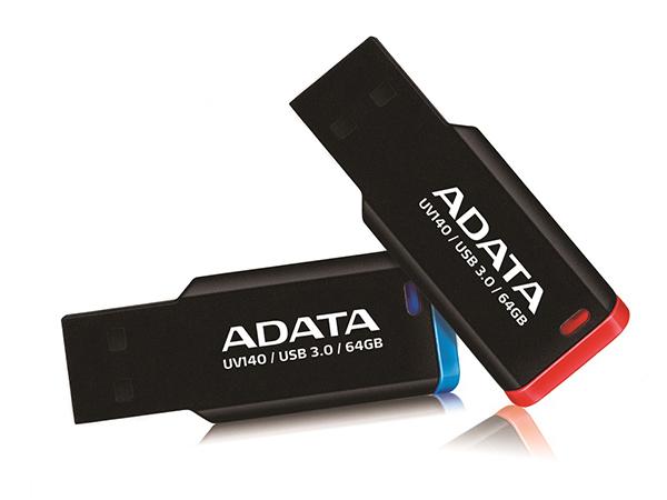 ADATA predstavuje nové USB Flash disky UV140 s 3.0