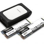 Kingston predstavuje nový rad SSD diskov