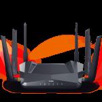 D-Link DIR-X5460: Wi-Fi 6 na steroidoch