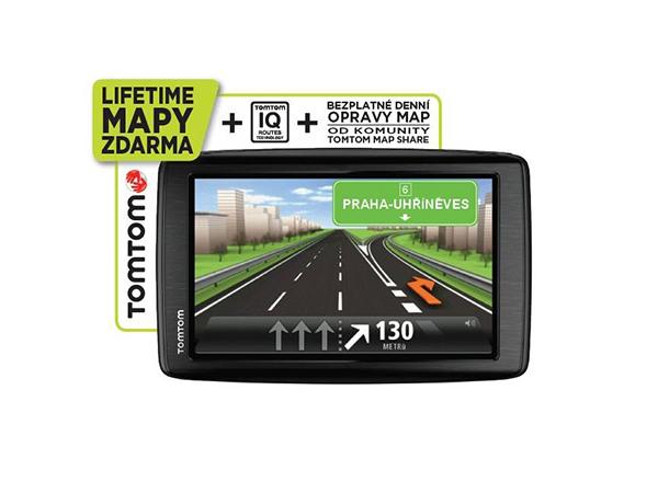 GPS navigácie - porovnanie a hodnotenie