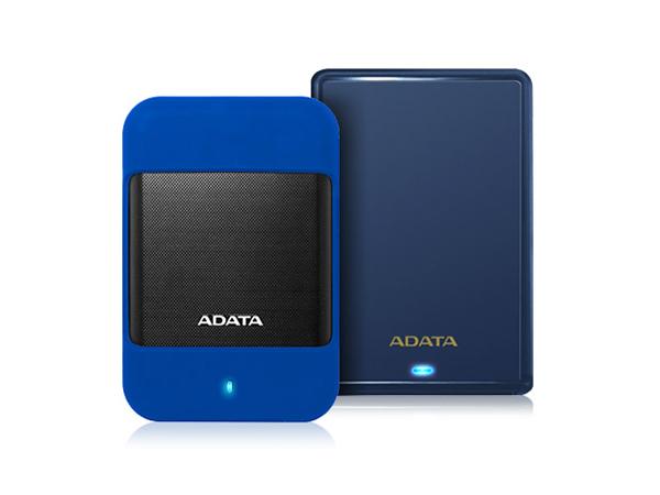Nové externé disky ADATA HD700 a HV620S