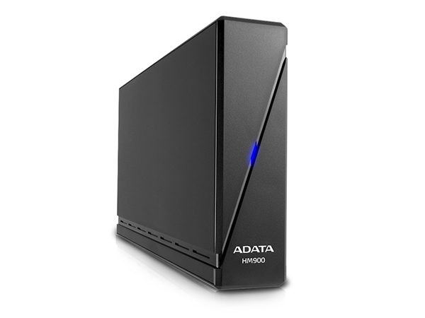 Novinka ADATA externý Ultra HD Media disk HM900