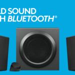 Logitech predstavuje nové Bluetooth reproduktory Z337 Bold Sound