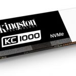 Kingston predstavuje KC1000 NVMe PCIe SSD