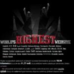 Najdlhší web na svete